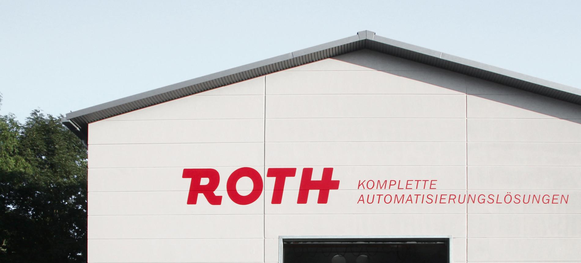 Roth Steuerungstechnik - 22. Mai 2015 - Neubau unserer Montagehalle ist fertig gestellt