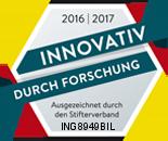 """Roth Steuerungstechnik - 7. Juli 2016 - Auszeichnung """"Innovation durch Forschung und Entwicklung"""""""