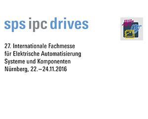 Roth Steuerungstechnik - 31. Oktober 2016 - ROTH wieder auf der SPS IPC Drives Messe in Nürnberg