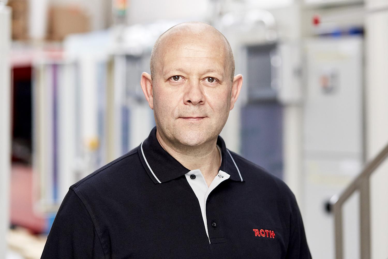 Haymo Hollweck - Roth Steuerungstechnik