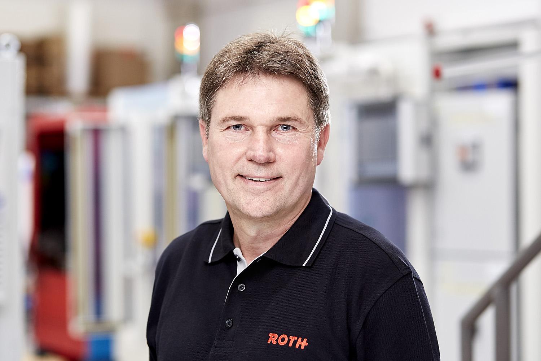 Jürgen Münch - Roth Steuerungstechnik