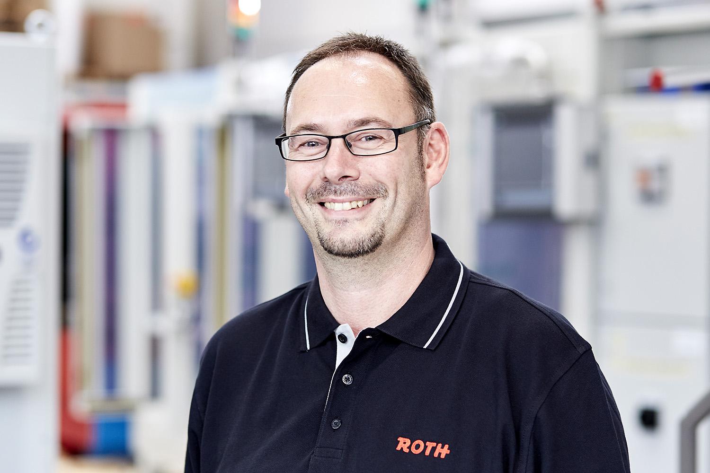 Christian Tächl - Roth Steuerungstechnik