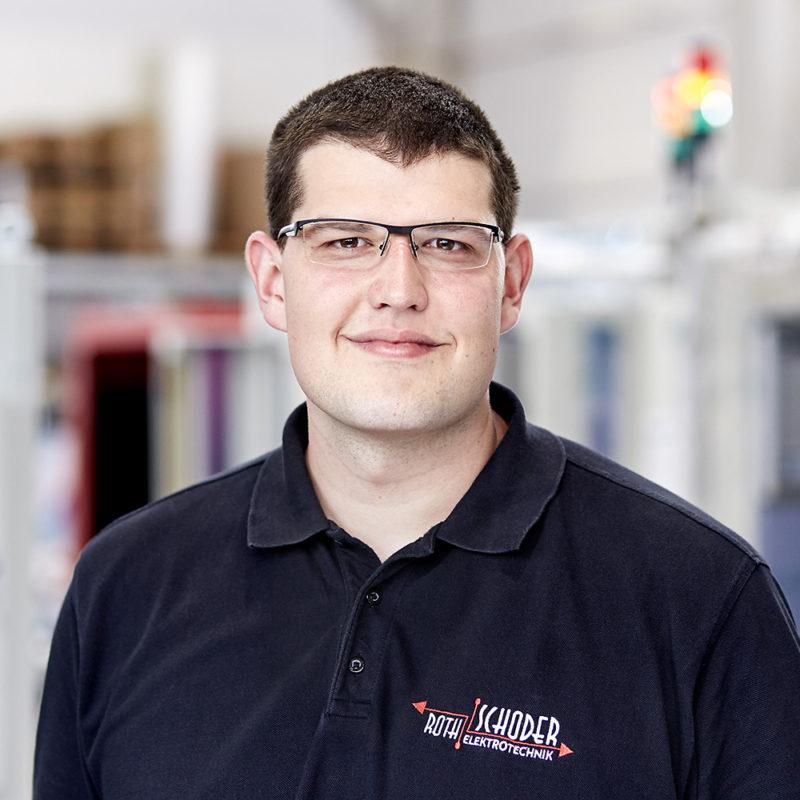 Dirk Schoder - Roth Steuerungstechnik