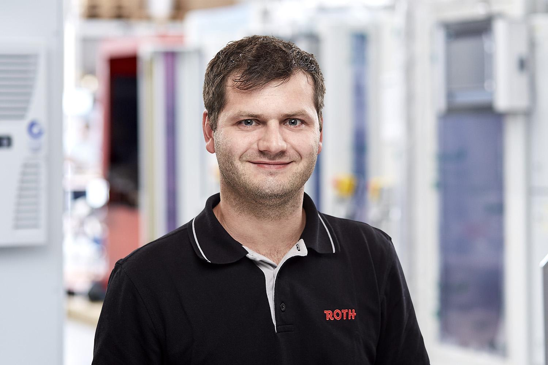 Marc Schäff - Roth Steuerungstechnik