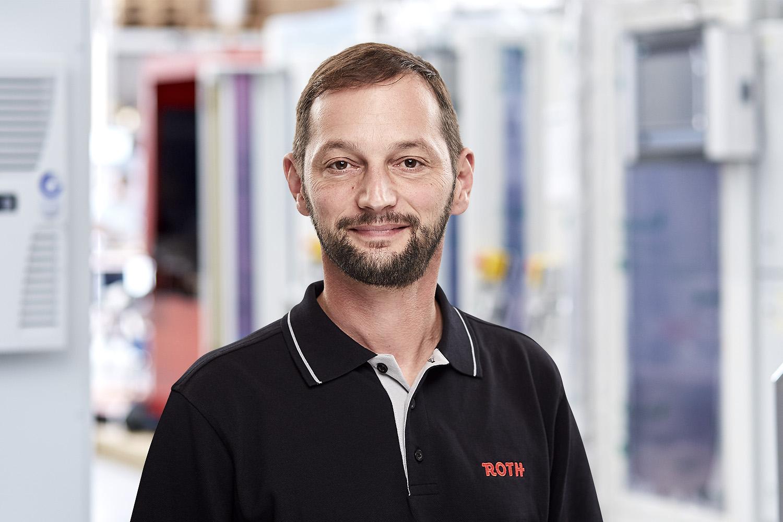 Bernd Scholl - Roth Steuerungstechnik