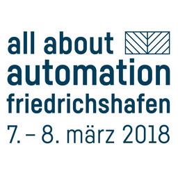 Roth Steuerungstechnik - 31. Januar 2018 - All about automation in Friedrichshafen – ROTH dieses Jahr an Stand 207