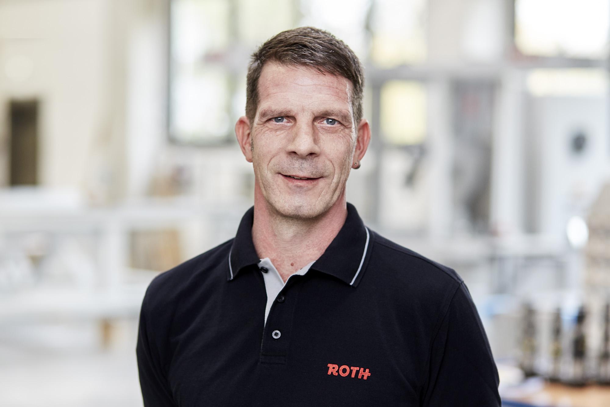 Jürgen Menius - Roth Steuerungstechnik