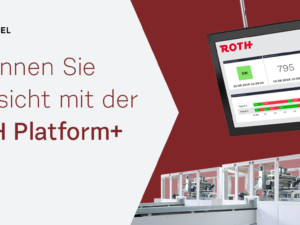 Roth Steuerungstechnik - 25. November 2019 - Was erwartet Sie auf der SPS?